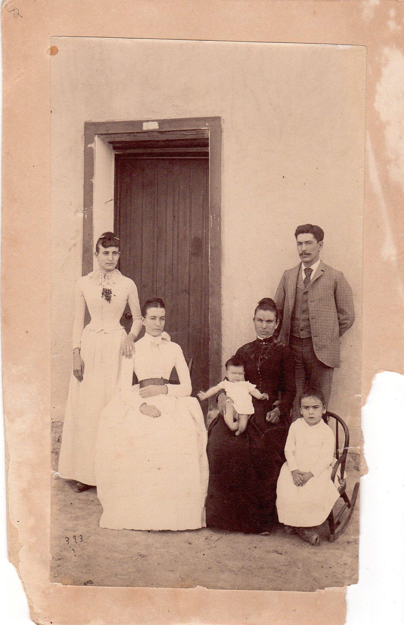 prominent vintage tucson family photographs